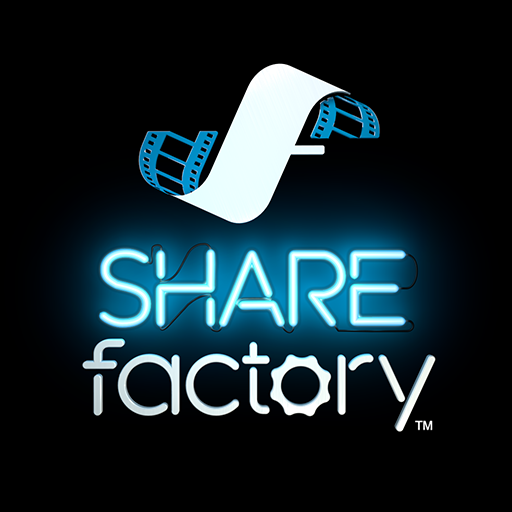 PS4 Share Factory App