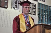 Jamie Bailey, Secretary for Groton-Dunstables Class of 2014, welcomes guests Friday evening.sun/dianne bunisSun staff photos can be ordered by