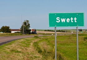 Swett, South Dakota