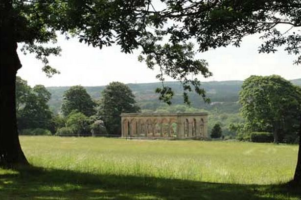Gibside, Rowlands Gill