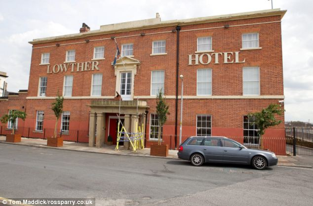 Apology: East Riding of Yorkshire Council has since apologised to the hotel following the incident last Thursday