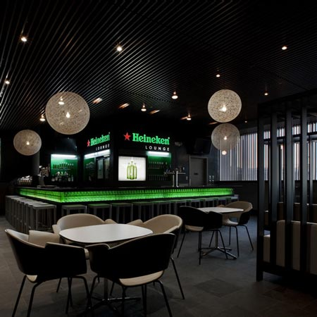 Heineken Lounge by UXUS