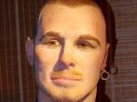 Pictured David Beckham